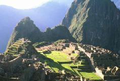 Lost Incan City of Machu Pichu